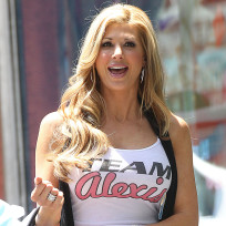 On team alexis bellino