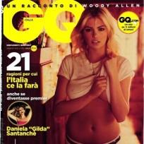 Kate Upton GQ Italia Cover