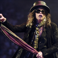 Steven Tyler on Stage