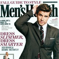 Liam Hemsworth for Men's Health