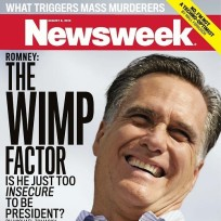 Is Mitt Romney a wimp?