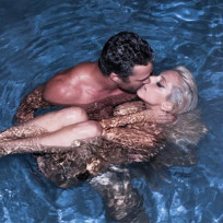 Lady Gaga and Taylor Kinney Naked