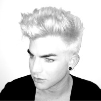 Adam-lambert-blonde-hair