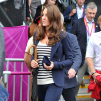Kate Middleton in Skinny Jeans