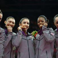 Fab five gymnastics