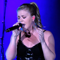 Kelly clarkson in vegas