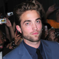 Robert Pattinson Cosmopolis Premiere Pics