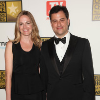 Molly-mcnearney-and-jimmy-kimmel