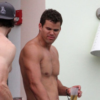 Kris Humphries Topless