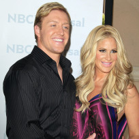 Kroy Bermann and Kim Zolciak Pic