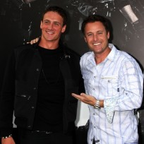 Ryan lochte and chris harrison