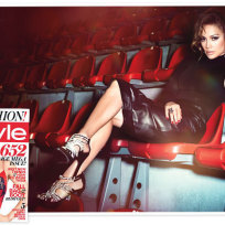 Jennifer Lopez InStyle Photo