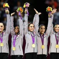 Team usa womens gymnastics