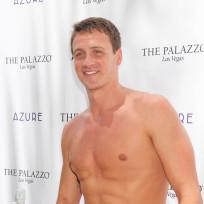 Ryan Lochte Topless