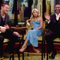 Is Michael Strahan the right co-host for Kelly Ripa?