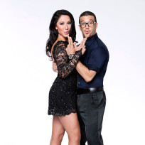 Bristol Palin and Mark Ballas DWTS