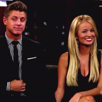 Jef Holm, Emily Maynard Photo