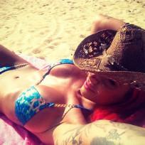 Jodie Marsh Bikini Picture
