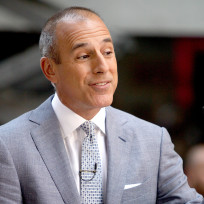 Matt lauer on today show