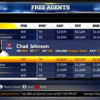 Chad Johnson Madden