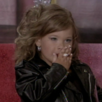 Toddlers and tiaras destiny smoking