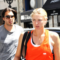 Sasha-vujacic-and-maria-sharapova