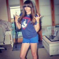 Paris Jackson Twitpic