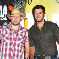 Jason aldean and luke bryan