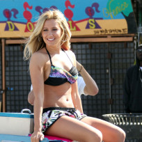 Ashley Tisdale Bikini Photo