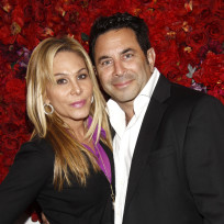 Adrienne Maloof and Dr. Paul S. Nassif