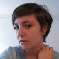 What do you think of Lena Dunham with short hair?