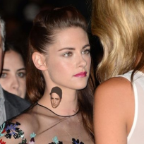 Kristen Stewart Robert Pattinson Tattoo