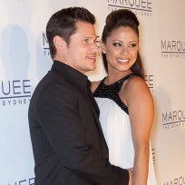 Nick Lachey and Vanessa Minillo Pic
