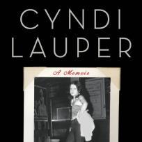 Cyndi lauper a memoir cover