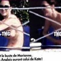 Kate Middleton Topless Pics