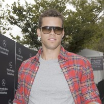 Kris Humphries in Plaid