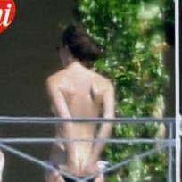 Kate Middleton Swimsuit Photo