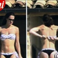 Kate Middleton Bikini Pics