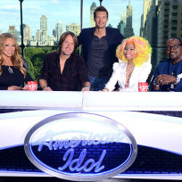 American idol judges season 12