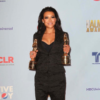 Naya Rivera at the ALMA Awards