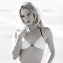 Heather Morris Bikini