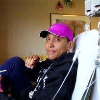 Robin roberts hospital pic