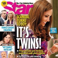Kate Middleton Pregnant Star Magazine Cover