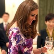 Kate Middleton, Water