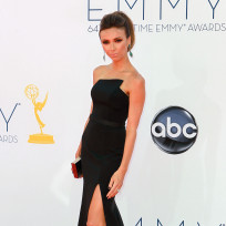 Giuliana Rancic Emmy Dress