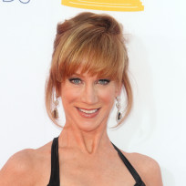 Kathy Griffin faking oral sex on Anderson Cooper is...