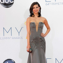 Morena-baccarin-at-the-emmys