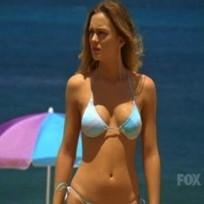 Leighton meester bikini
