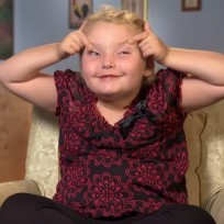 It's Honey Boo Boo!