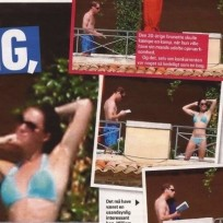 Kate Middleton Bikini Shots